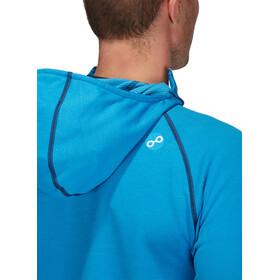 PYUA Exceed-Y S Active Veste à capuche zippée Homme, swedish blue melange